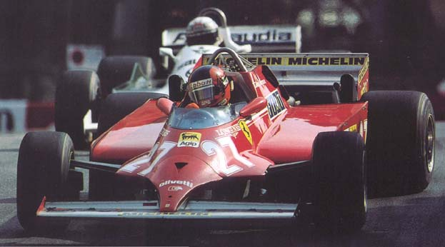 The Legend Of Gilles Villeneuve Part 4